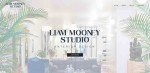 Liam Mooney Studio wesite