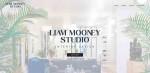 Liam Mooney Studio wesite