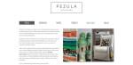 Pezula Interiors Website